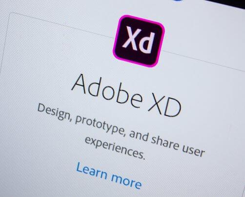Adobe XD, těžký kalibr pro tvorbu webů